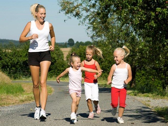 Методы физического воспитания дошкольников