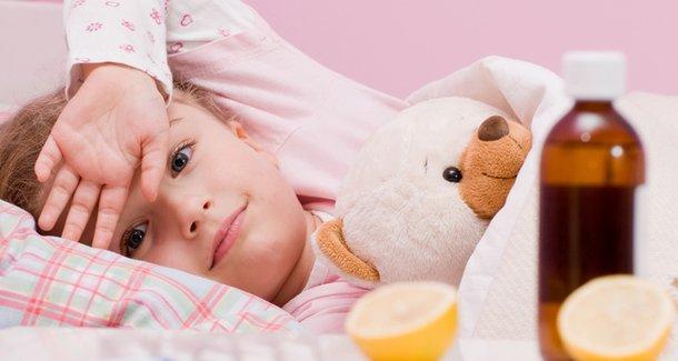 Как вылечить больное горло ребенку 2 года