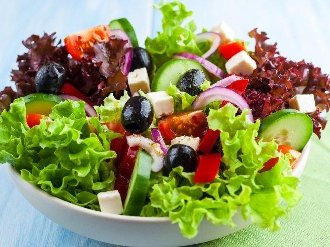 Лучшие рецепты полезных салатов без майонеза