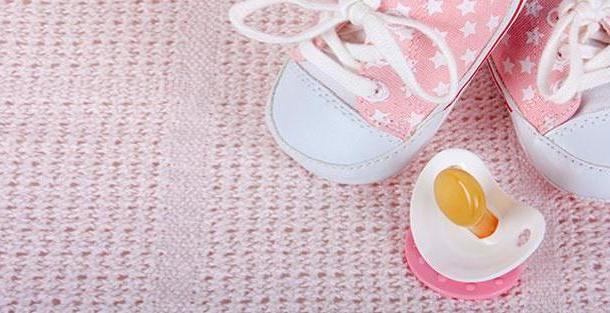 Пустышка для новорождённого: польза или вред