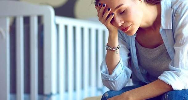 10 способов избежать депрессию в декрете