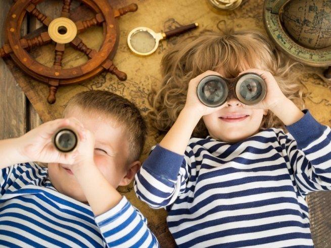 Как организовать отдых с детьми разного возраста?