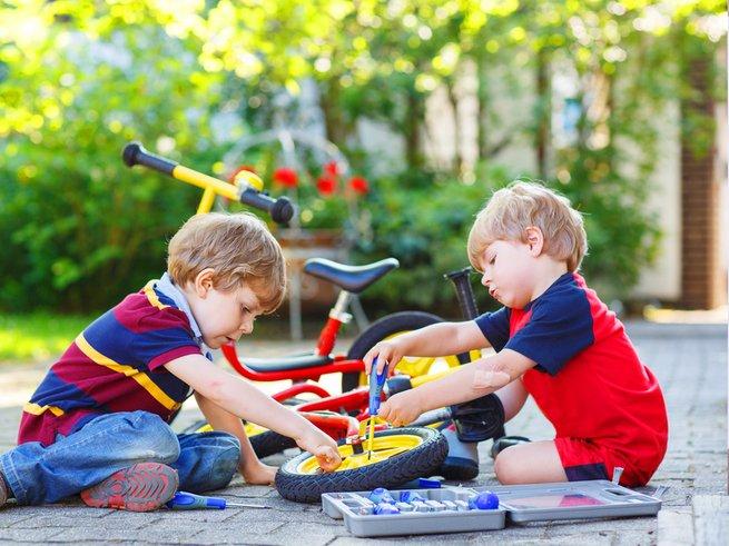 Как развить самостоятельность у ребёнка