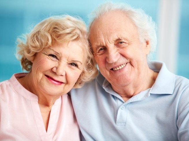 91-летний британец женится на своей 96-летней подруге