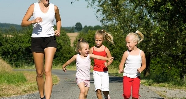 Чтобы ребёнок был здоров: всё о физическом воспитании