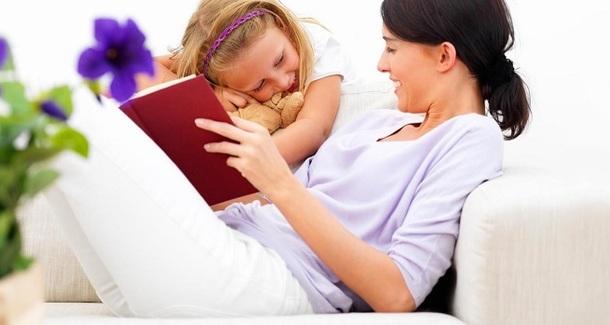5 причин читать ребёнку на ночь