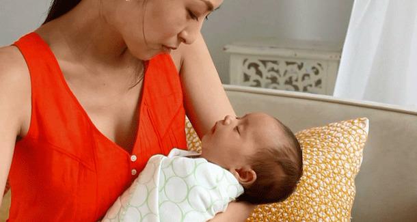 ВИДЕО: поразительный способ уложить младенца за 2 минуты