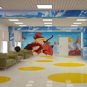 Минздрав планирует сделать капремонт в 37 детских больницах