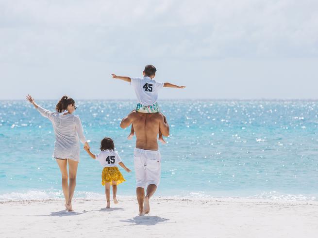 Мальдивы: идеальный отдых для всей семьи