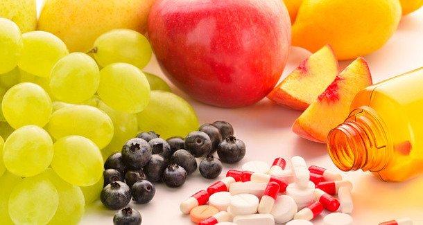 Витамины для иммунитета детям
