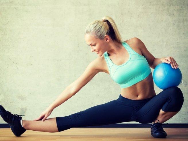 5 простых упражнений для красивых ягодиц