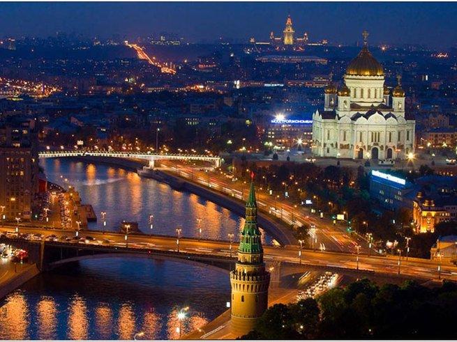 5 самых интересных экскурсий  по Москве