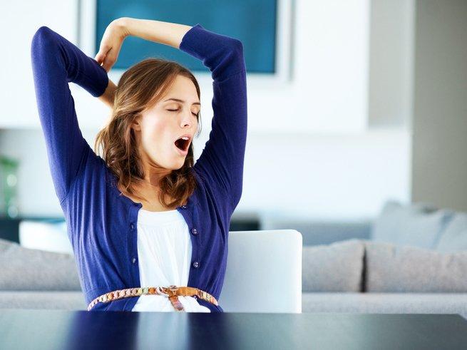 Сонливость при беременности нормализует гормональный фон