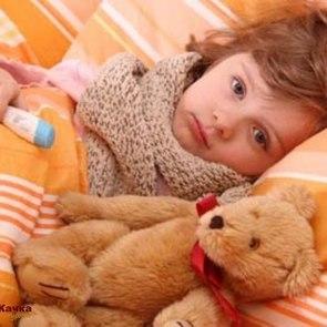 Учёные посчитали, сколько раз вы заразитесь ОРВИ от своих детей