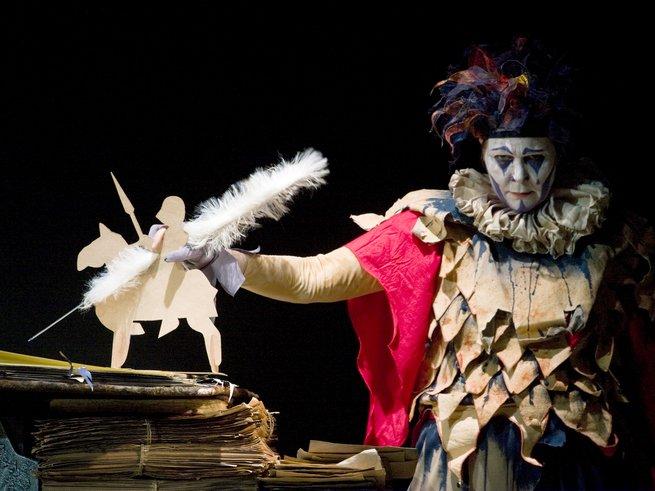 Эксперименты с Шекспиром проведут на сцене Большого театра кукол
