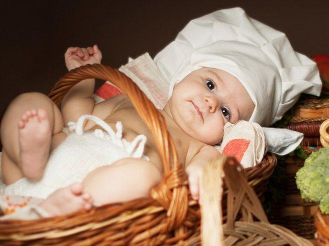 Питание ребёнка в 9 месяцев