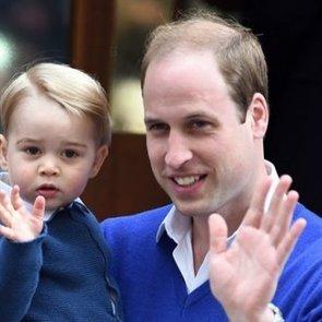 Принц Уильям хочет, чтобы его дети совершали героические поступки