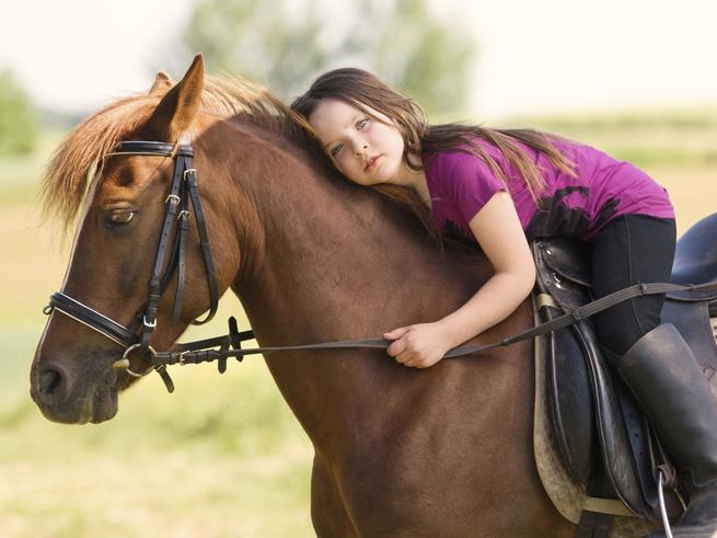 5  клубов,  где можно покататься на лошадях