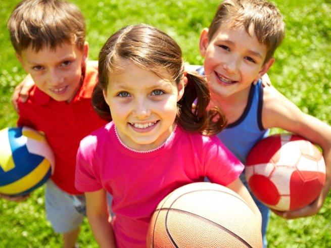 Где найти детские спортивные секции летом