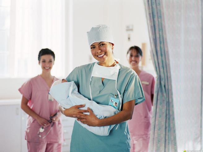 Нижегородка  родила здорового малыша при внематочной беременности