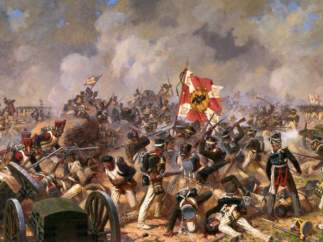 Музей-панорама «Бородинская битва» приглашает любителей исторических сражений