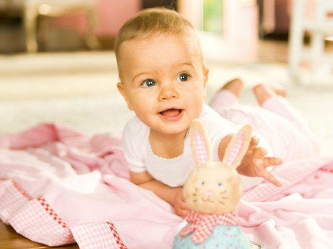 Как развивать ребенка в 7 месяцев