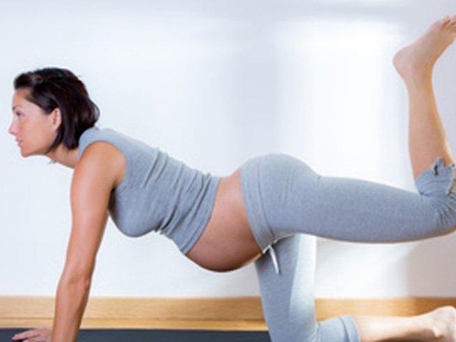 Занятия спортом во 2 триместре беременности