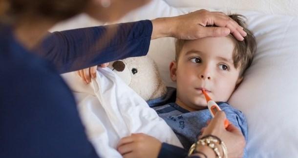 Таблица: кратко о детских инфекционных заболеваниях
