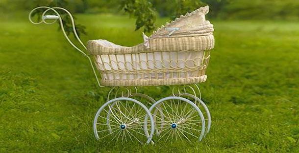 Обзор детских колясок