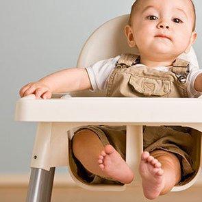 Как выбрать стульчик для кормления. Обзор