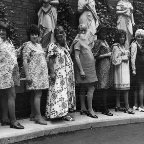 ФОТО: эволюция беременной моды