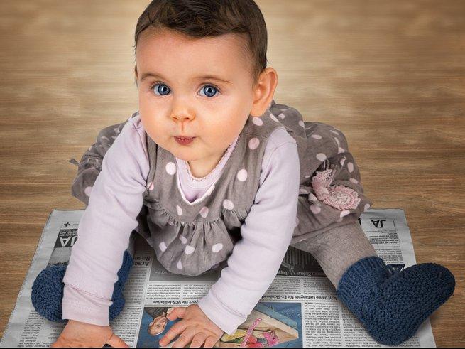 Чем заниматься с ребёнком в 3 месяца