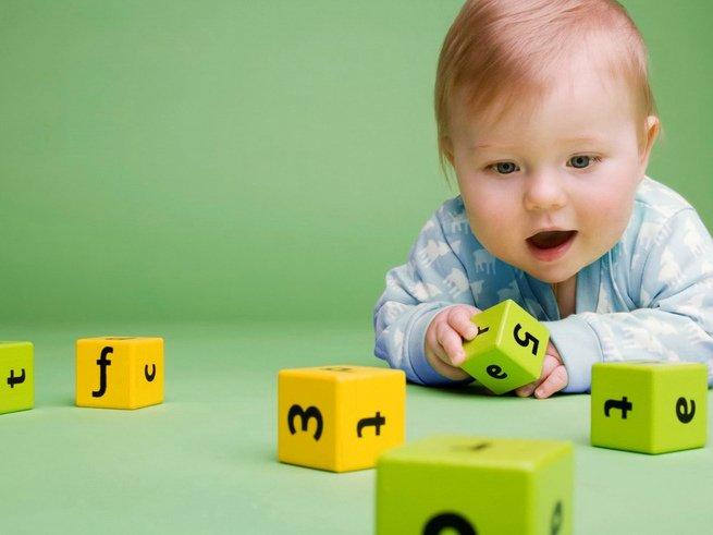 Развивающие игры для детей 1 года