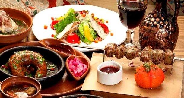 Долма и другие армянские блюда, которые вам понравятся