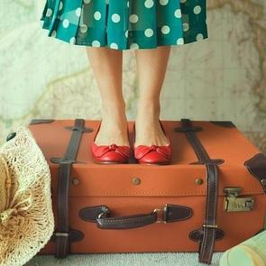 Как собрать чемодан для отпуска: 7 хитростей