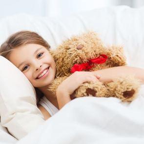 5 игр, которые помогут ребёнку уснуть