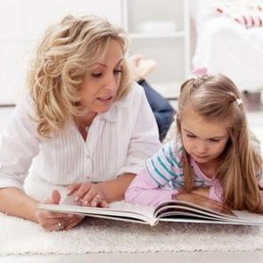 Мамин опыт: Как я сама научила ребенка читать