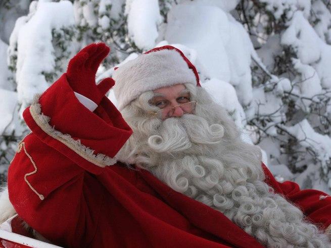 Дед Мороз опасен для психики ребёнка