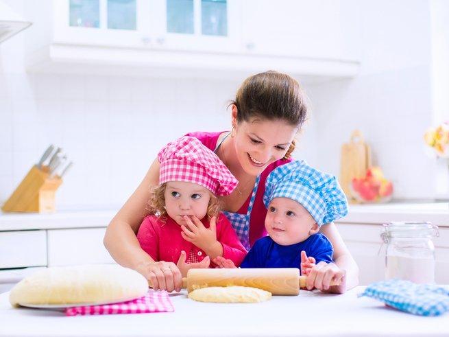 10 детских рецептов в мультиварке