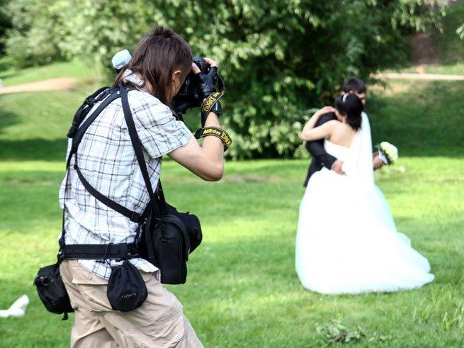 Идеи для свадебной фотосессии