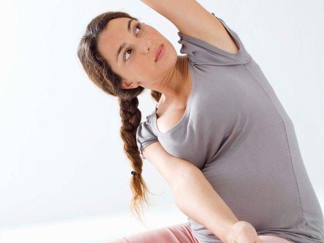 Фитнес в 3 триместре беременности