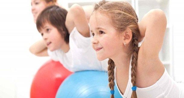 Комплексы утренней гимнастики в детском саду