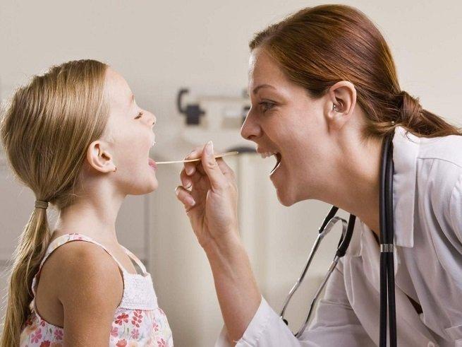 Лечение кашля у детей 8 лет