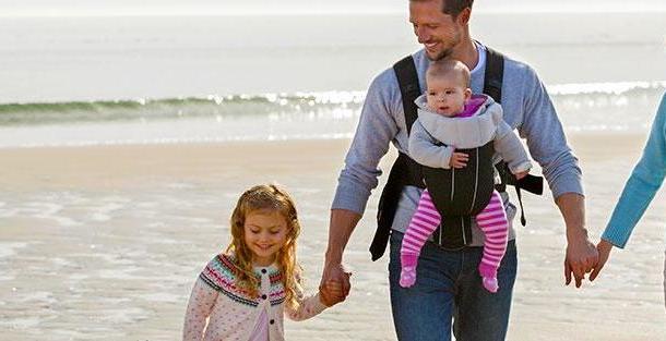 Переноска для детей: слинг-рюкзак, «кенгуру» и псевдо-слинги