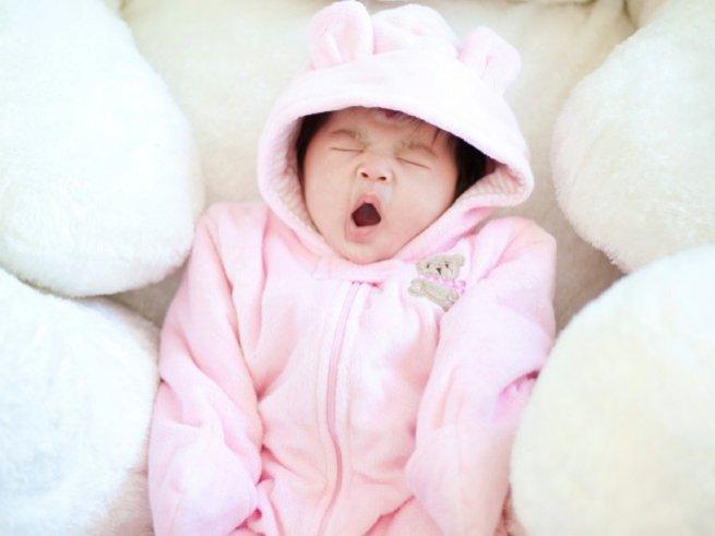 Уход за одеждой для новорождённых