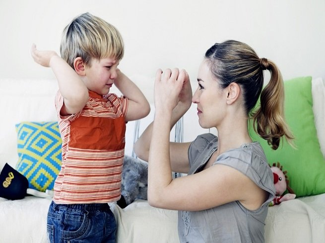 6 советов: как бороться с агрессией ребёнка