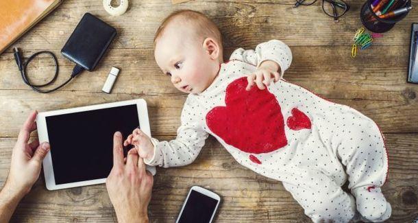 Полезные гаджеты для молодых родителей