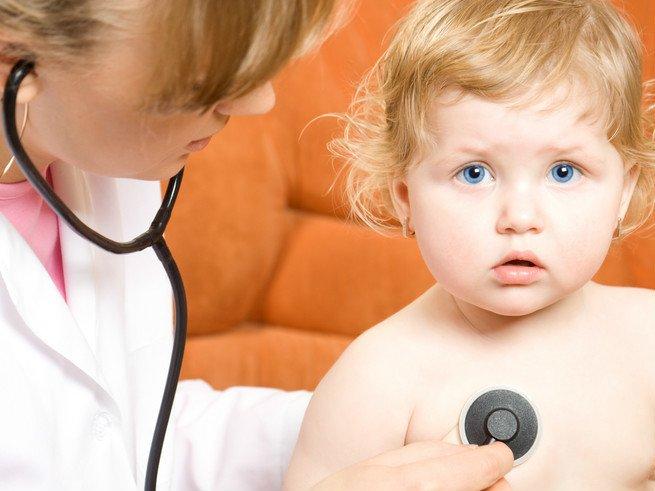 Пневмония у новорождённых детей