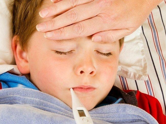 Лечение простуды у детей 10 лет