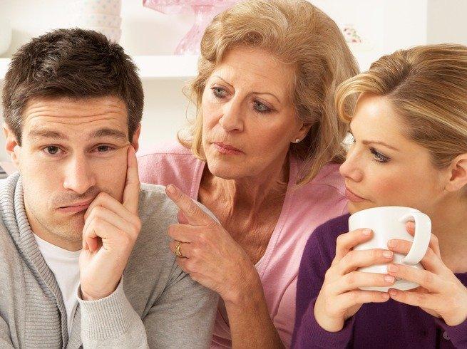 5 конфликтов со свекровью, которых можно избежать